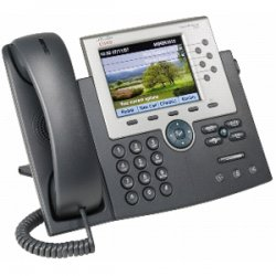 Cisco - CP-7965G-CCME - Cisco 7965G Unified IP Phone - 1 x RJ-45 - 6Phoneline(s)