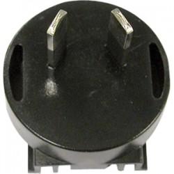 B+B Smartworx - 806-00720-03 - B&B Power Adapter Clip (Australia/New Zealand) for 806-39720 - AC Power - 220 V AC