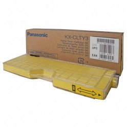 Panasonic - KX-CLTY3 - Panasonic Original Toner Cartridge - Laser - 6000 Pages - Yellow