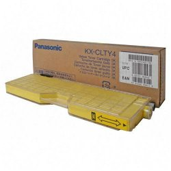 Panasonic - KX-CLTY4 - Panasonic Original Toner Cartridge - Laser - 3000 Pages - Yellow