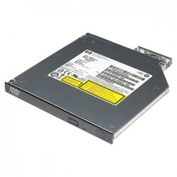Hewlett Packard (HP) - 481047-B21 - HP DVD±RW Drive - Double-layer - DVD-RAM/±R/±RW - Serial ATA - Internal