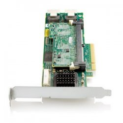 Hewlett Packard (HP) - 462862-B21 - HP Smart Array P410 8-Port SAS RAID Controller - 256MB ECC DDR2 SDRAM - PCI Express x8 - 300MBps - 2 x Mini-SAS SAS 300 - Serial Attached SCSI Internal