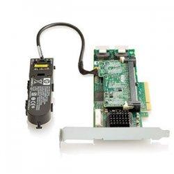 Hewlett Packard (HP) - 462832-B21 - HP Smart Array P411 SAS RAID Controller - 512MB - PCI Express x8 - 300MBps - 2 x 26-pin SFF-8088 mini - Serial Attached SCSI External
