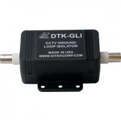 Ditek - Dtk-gli - Ditek Dtk-gli Ground Loop Isolator