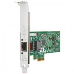 Hewlett Packard (HP) - 503746-B21 - HP NC112T Gigabit Ethernet Server Adapter - PCI Express - 1 x RJ-45 - 1000Base-T - Internal