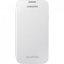 Samsung - EFFI905WESTA000NORK - Samsung Carrying Case (Flip) for Smartphone - White