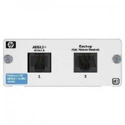 Hewlett Packard (HP) - J8459A - HP ProCurve Secure Router dl 1-port ADSL2+ Annex A Module - 1 x ADSLoPOTS