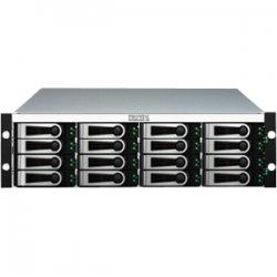 Promise Technology - VTJ630SS - Promise VTrak Jx30 Hard Drive Array - 16 x Total Bays - JBOD RAID Levels - 3U Rack-mountable