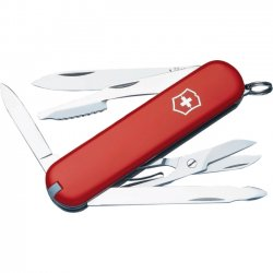 "Victorinox / Swiss Army - 53401 - Victorinox Executive Multipurpose Tool - 2.9"" Length - Red - Key Ring"