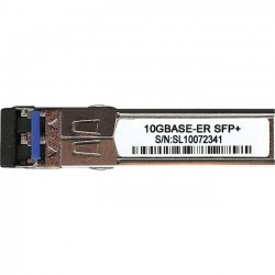 Brocade Communications - 10G-SFPP-ER - Brocade SFP+ Module - 1 x 10GBase-ER10 Gbit/s