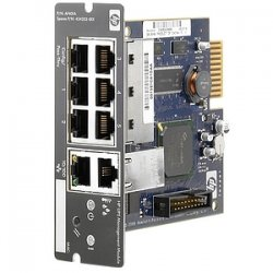 Hewlett Packard (HP) - AF401A - HP Management Card for XR UPS