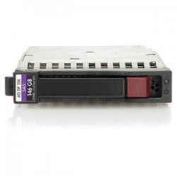 Hewlett Packard (HP) - 512547-B21 - 146GB 6G SAS 15K rpm SFF (2.5-inch) Dual Port Enterprise 3yr Warranty Hard Drive
