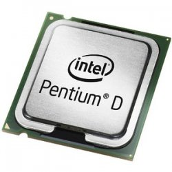Intel - AT80571PG0642ML - Intel Pentium Dual-core E5300 2.6GHz Desktop Processor - 2.6GHz - 800MHz FSB - 2MB L2 - Socket T LGA-775 - Tray