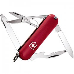 "Victorinox / Swiss Army - 54031 - Victorinox Swiss Army Rambler Multipurpose Tool - 2.3"" Length - Key Ring"