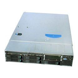 Intel - SR2600URLXRNA - Intel SR2600URLXRNA Barebone System - 2U Rack-mountable - Intel 5520 Chipset - Socket B LGA-1366 - 2 x Processor Support - DDR3 SDRAM DDR3-1333/PC3-10600 Maximum RAM Support - Serial Attached SCSI (SAS) - Server Engine 64 MB