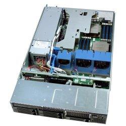 Intel - SR2600URSATARNA - Intel SR2600URSATARNA Barebone System - 2U Rack-mountable - Intel 5520 Chipset - Socket B LGA-1366 - 2 x Processor Support - DDR3 SDRAM DDR3-1333/PC3-10600 Maximum RAM Support - Serial ATA/300 RAID Supported Controller -