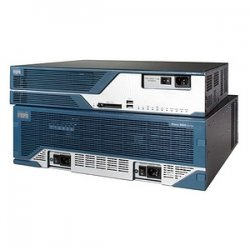 Cisco - CISCO3845-AC-IP-RF - Cisco 3845 Integrated Services Router - 1 x SFP (mini-GBIC), 4 x PVDM - 2 x 10/100/1000Base-T LAN, 2 x USB