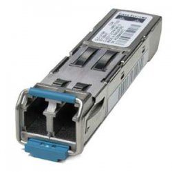 Cisco - GLC-LX-SM-RGD= - Cisco 1-Port SFP (mini-GBIC) Transceiver Module - 1 x 1000Base-LX/LH