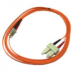 Transition Networks - FPC-MD6-MTST-03M - Transition Networks Fiber Optic Duplex Patch Cable - MT-RJ Male - ST Male - 9.84ft - Orange
