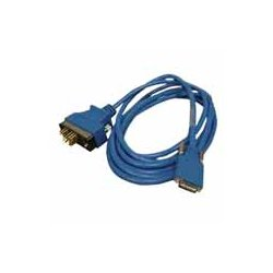 Transition Networks - 232DCE-3 - Transition Networks RS-232 Serial (DCE) Cable - DB-25 Serial - 10ft