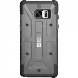 Urban Armor Gear - GLXN7-L-AS - Urban Armor Gear Ash Case for Galaxy Note 7 - Smartphone - Ash, Black - Honeycomb Grip - Rubberized