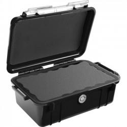 Pelican - 1050-025-110 - Pelican 1050 Micro Case Solid Black w/Liner