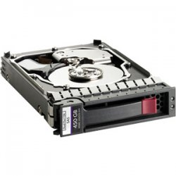 "Hewlett Packard (HP) - 516816-B21 - HP 450 GB 3.5"" Internal Hard Drive - SAS - 15000rpm - Hot Swappable"