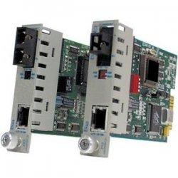 Omnitron - 8503-3 - Omnitron Systems iConverter Gx UTP to Fiber Media Converter - 1 x RJ-45 , 1 x SC Duplex - 1000Base-T, 1000Base-LX