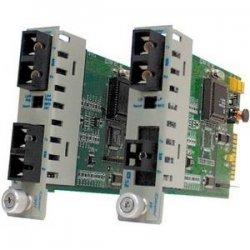Omnitron - 8603-1 - Omnitron Systems iConverter 10FF MultiMode To Single Mode Fiber Transceiver - 2 x SC - 10Base-FL - Internal