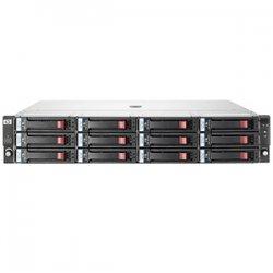 "Hewlett Packard (HP) - AJ940A - HP StorageWorks D2600 Hard Drive Enclosure - 12 x 3.5"" - Front Accessible - SAS, SAS - Rack-mountable"