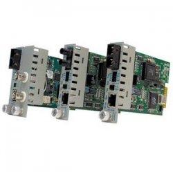 Omnitron - 8720-0 - Omnitron Systems iConverter T1/E1 Manageable Media Converter - 1 x RJ-48 , 1 x LC , 2 x BNC - T1/E1