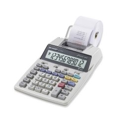 Sharp - EL1750V - Sharp EL1750V LCD Two-Color Printing Calculator (Each)