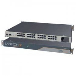 Lantronix - EDS01612N-02 - Lantronix EDS16PR 16-Port Device Server - 16 x RJ-45 , 1 x RJ-45