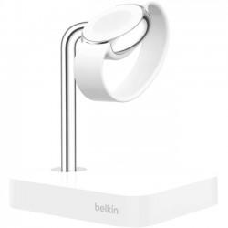 Belkin / Linksys - F8J191BTWHT - Belkin Watch Valet Charge Dock - Smart watch charging cradle (magnetic) - white - for Apple Watch
