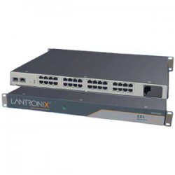 Lantronix - EDS00812N-01 - Lantronix EDS8PR 8-Port Device Server - 8 x RJ-45 , 1 x RJ-45