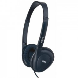 Cyber Acoustics - ACM-90B - Cyber Acoustics ACM-90b PC/Audio Stereo Headphone - Stereo