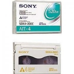 Sony - 50SDX3100BBCA - Sony AIT-3 Tape Cartridge - AIT AIT-3 - 100GB (Native) / 260GB (Compressed)