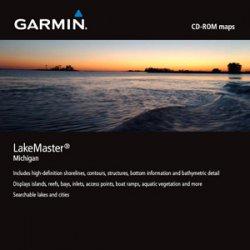 Garmin - 010-10537-01 - Garmin MapSource LakeMaster Michigan Digital Map - North America - United States Of America - Michigan - Lake - Boating, Fishing