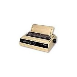 Okidata - 62410601 - OKI Microline 395C - Printer - color - dot-matrix - A3 Plus, Roll (16 in) - 360 dpi - 24 pin - up to 610 char/sec - parallel, serial