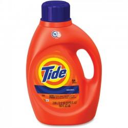 Procter & Gamble - 08886 - Tide Liquid Laundry Detergent - Liquid - 0.78 gal (99.75 fl oz) - Original Scent - Orange