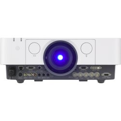 Sony - VPL-FX30 - Sony VPL-FX30 LCD Projector - 4:3 - Mercury Lamp - 230 W - 4000 Hour Normal Mode - 5000 Hour Economy Mode - 1024 x 768 - XGA - 200:1 - 4200 lm - VGA In - Fast Ethernet