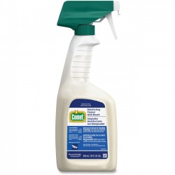 Procter & Gamble - 30314 - Comet Disinfecting Clnr with Bleach - Ready-To-Use Spray - 0.25 gal (32 fl oz) - 1 / Each - Clear