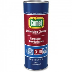 Procter & Gamble - 32987 - Comet Deodorizing Cleanser - Powder - 21 oz (1.31 lb) - 1 Each