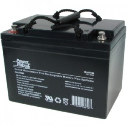 Interstate Batteries - SLA1156 - Power Patrol SLA1156 General Purpose Battery - 35000 mAh - Lead Acid - 12 V DC
