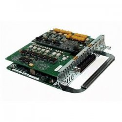 Cisco - EM-HDA-4FXO= - Cisco High-Density Analog Voice/Fax Network Module - 4 x FXO