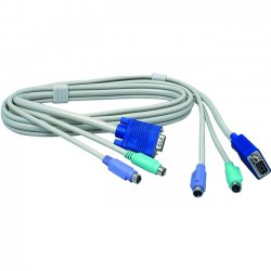 TRENDnet - TK-C06 - TRENDnet KVM Cable - 6ft