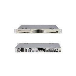 Supermicro - AS-1011S-MR2B - Supermicro A+ Server 1011S-MR2B Barebone System - ServerWorks HT1000 - Socket 940 - Opteron (Dual-core) - 800MHz Bus Speed - 8GB Memory Support - CD-Reader (CD-ROM) - Gigabit Ethernet - 1U Rack