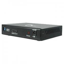 SIIG - CE-VG0011-S1 - SIIG VGA & Audio to HDMI Video Convertor - Functions: Signal Conversion - 1920 x 1200 - VGA