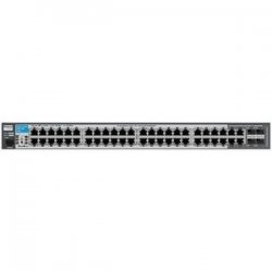 Hewlett Packard (HP) - J9022A#ABA - HP ProCurve 2810-48G Managed Ethernet Switch - 44 x 10/100/1000Base-T, 4 x 10/100/1000Base-T