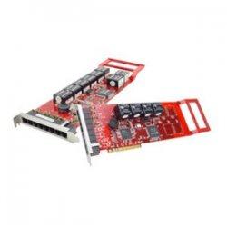 Comtrol - 99431-2 - Comtrol RocketModem uPCI IV 8 Port Modem - 8 x RJ-11 - 56 Kbps